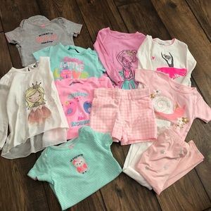Lot of 24M baby girl clothes